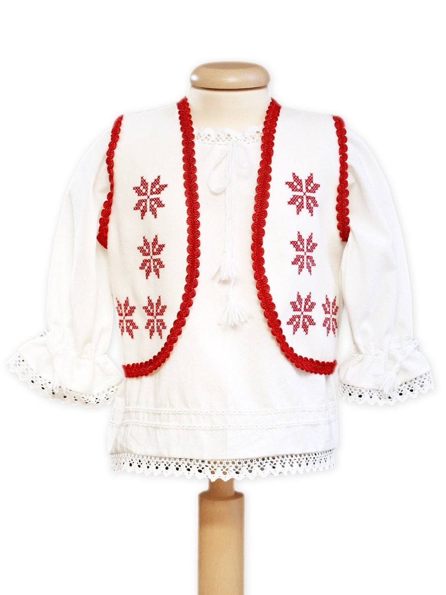 Vesta botez fete