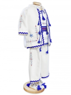 Costum botez baieti