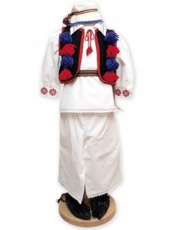 Costum copii maramuresean