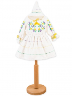 Rochie fete motive florale