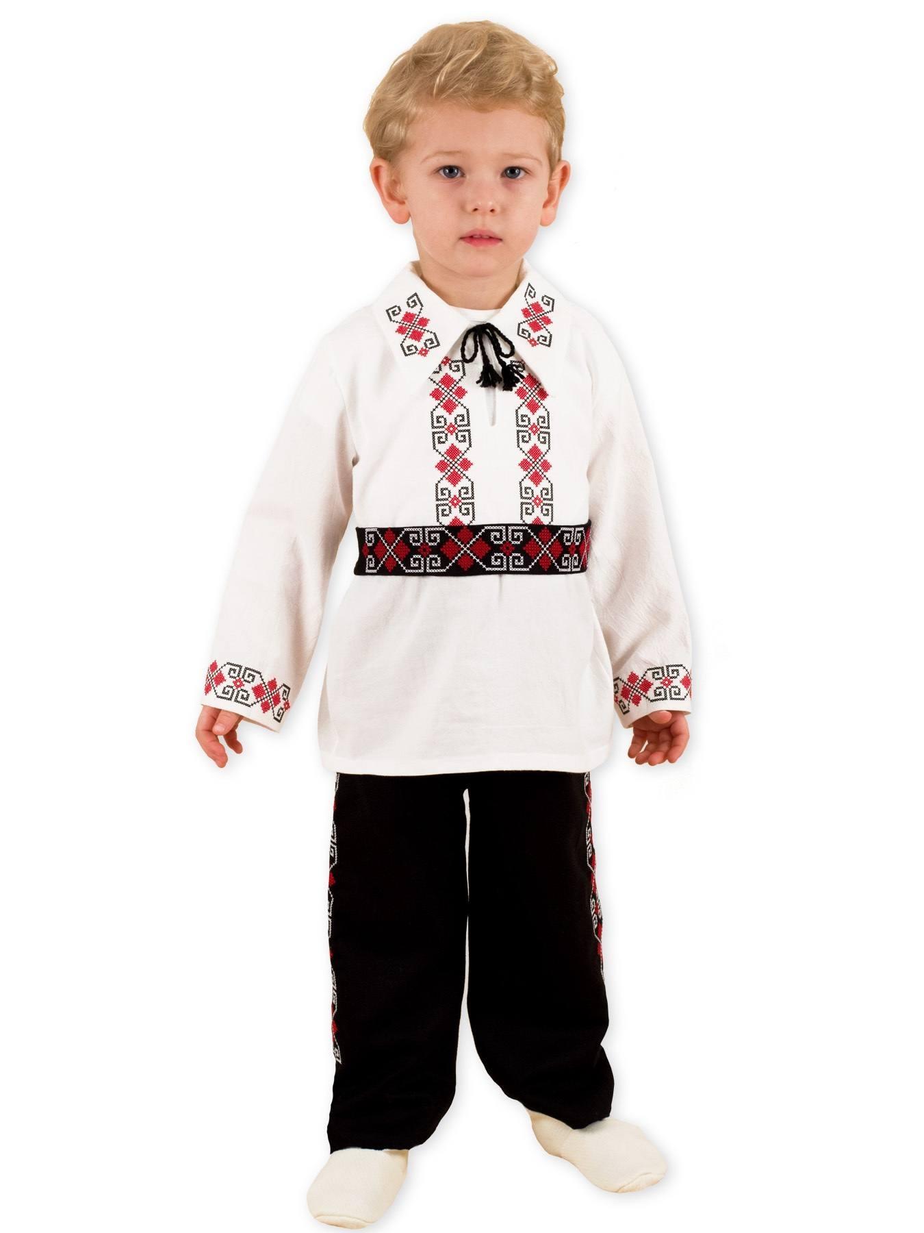 Costum botez traditional