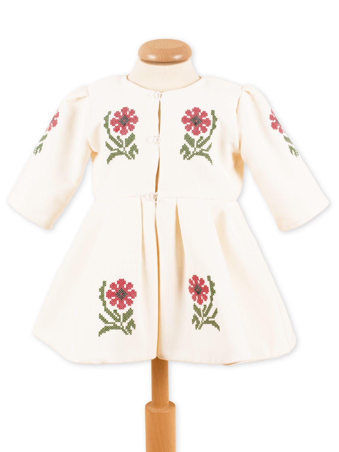 Palton botez fete