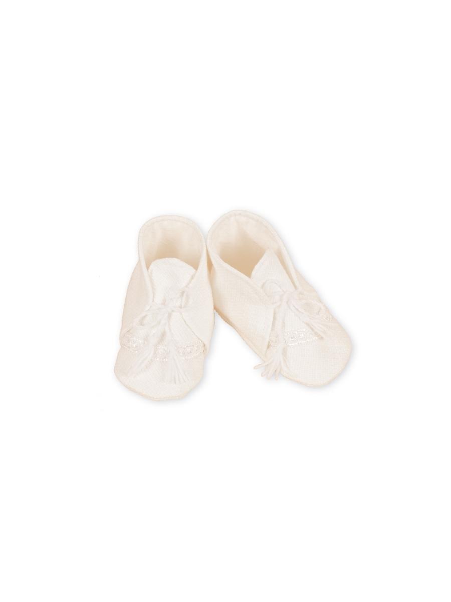Pantofiori bumbac baieti