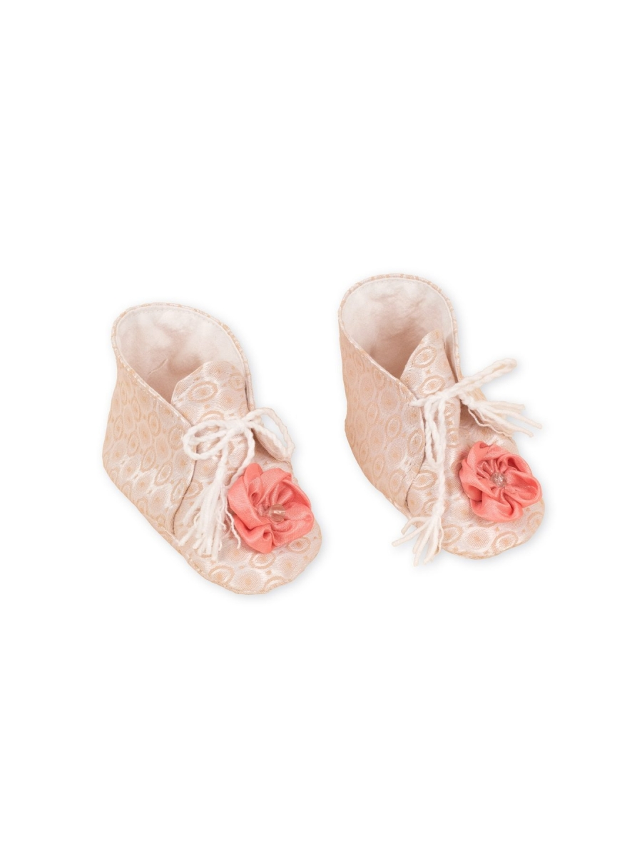 Pantofiori botez fete