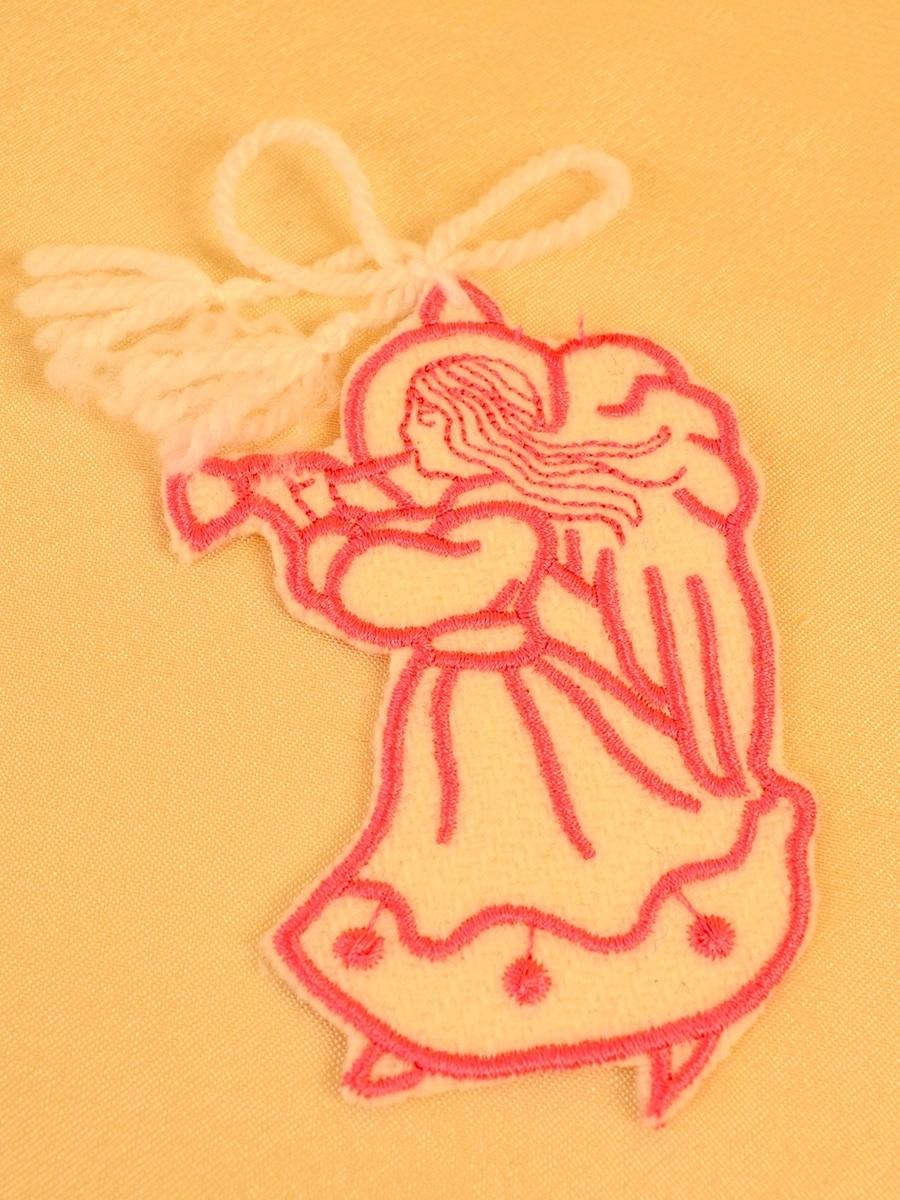 Marturii botez ingeras roz