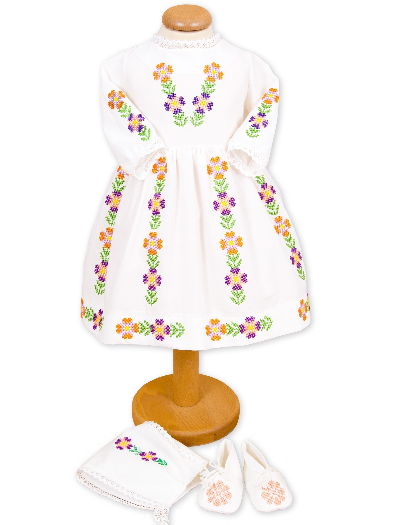 Rochie Botez Fete Si Accesorii Costume Botez
