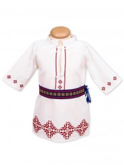 Costum botez baieti Mircea
