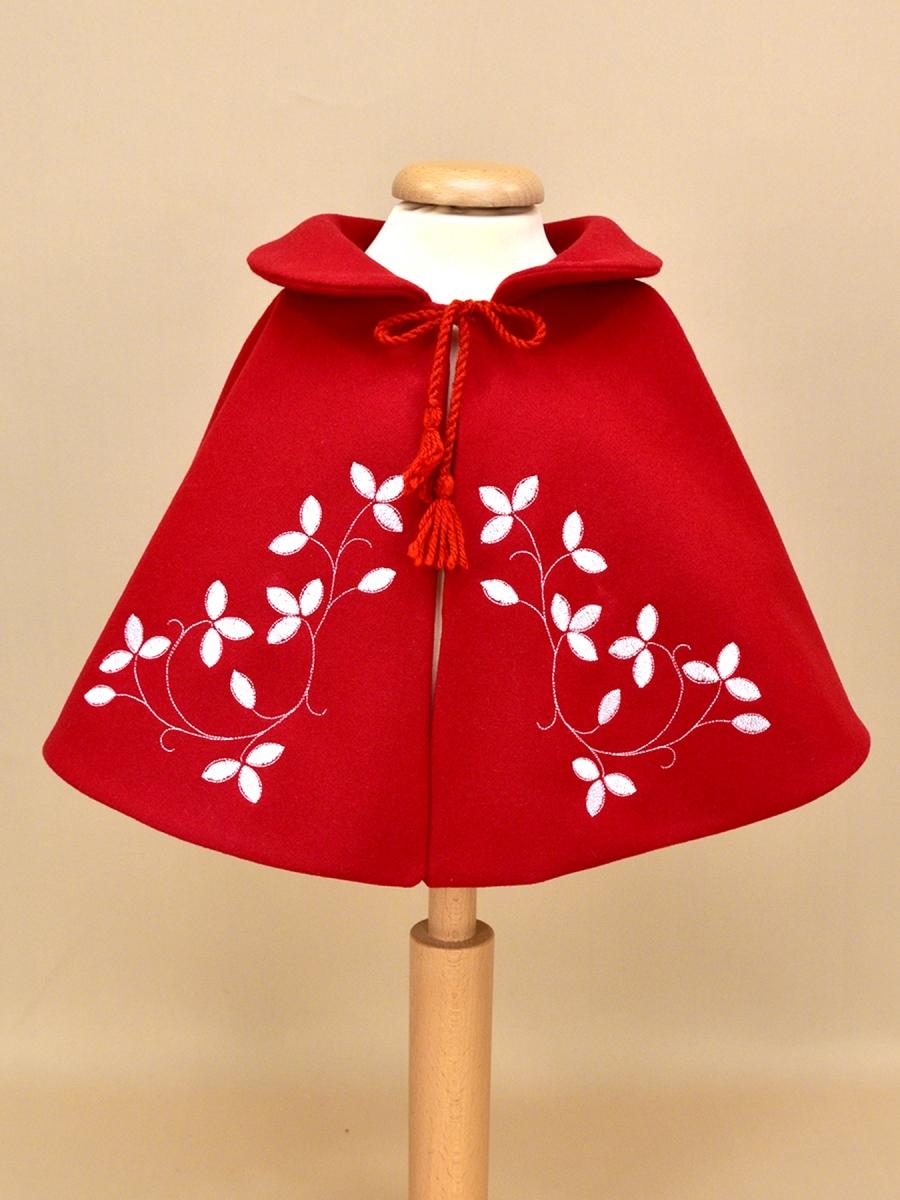 Pelerina Sweet Red