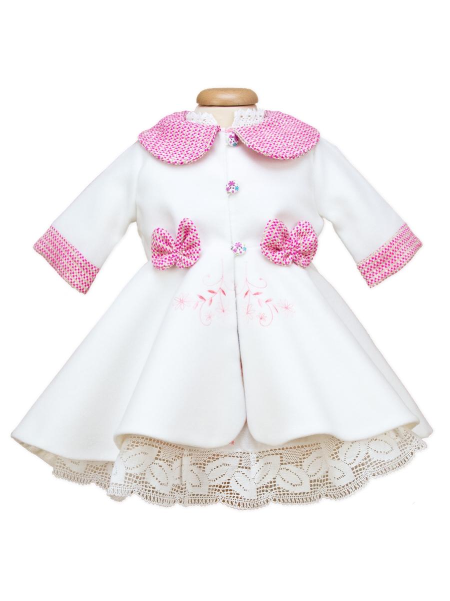 Palton fete Pink Lady