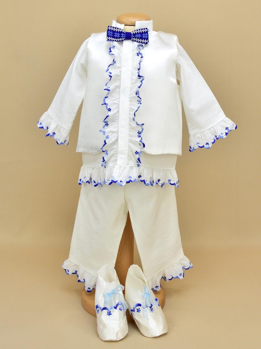 Costum botez Micul Print