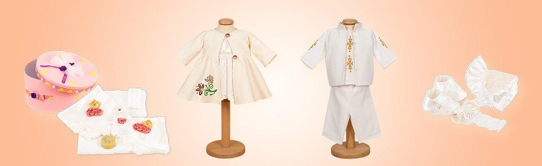 Trusou botez personalizat - Costume Botez